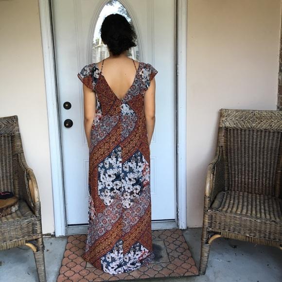 BCBGeneration Dresses & Skirts - BCBGeneration Maxi Dress Sz S